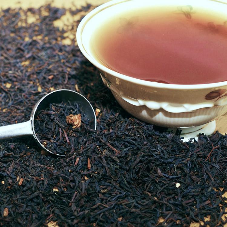 Earl Grey là một loại trà đen có hương vị nổi tiếng nhất thế giới.