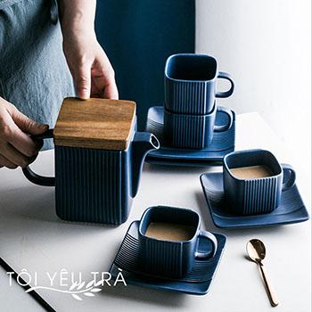 Classic Blue - Sắc xanh cổ điển được gọi tên cho màu sắc mở đầu thập kỷ mới