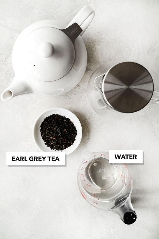 Hãy Pha Trà Bá Tước Earl Grey Theo Cách Riêng Của Bạn