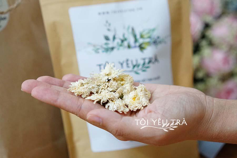 Trà Hoa Cúc Trắng - Bạch Cúc