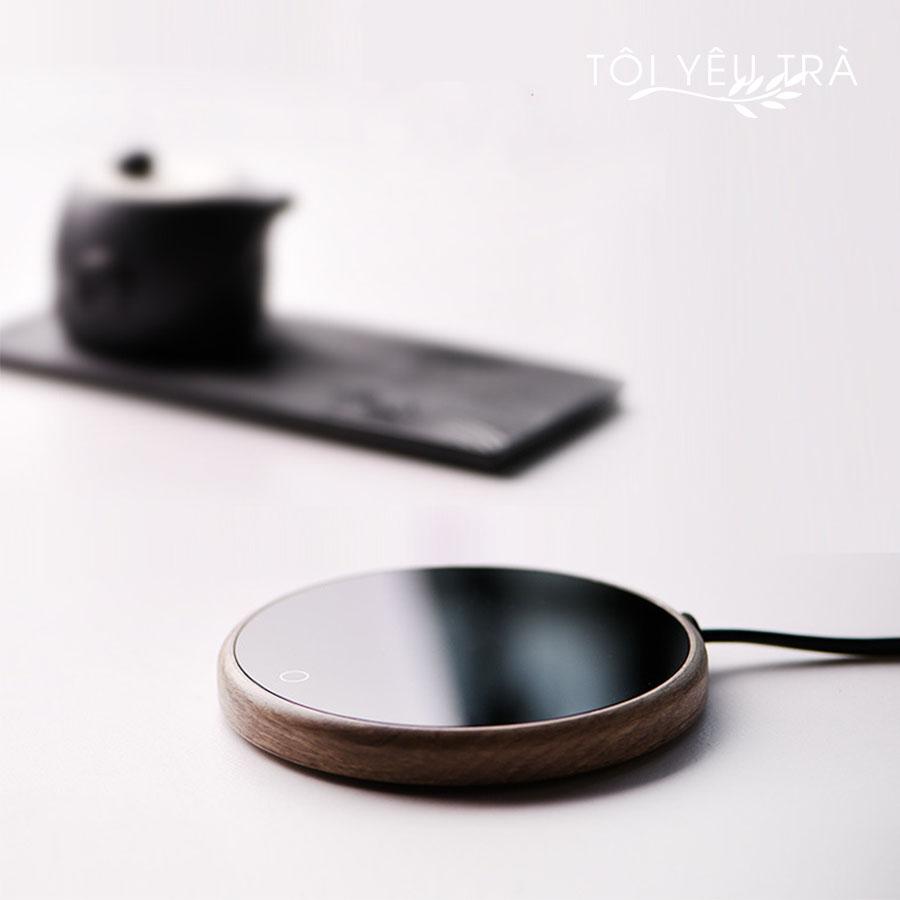 Đế trà giữ nhiệt thông minh (60°C)