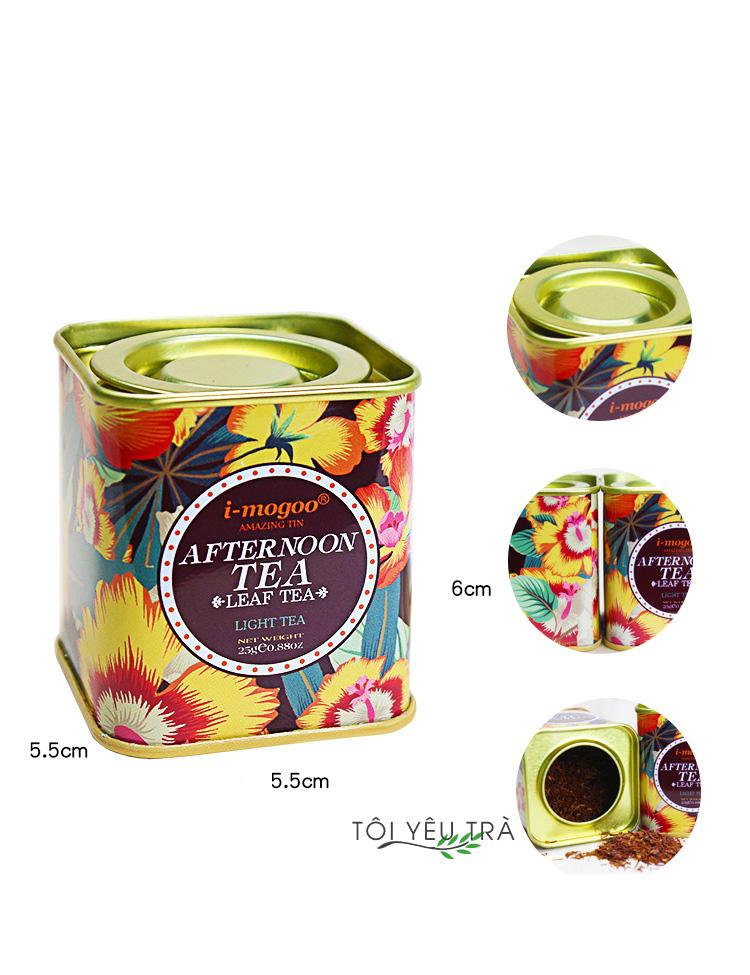 Hồng trà Nam Phi nhập khẩu