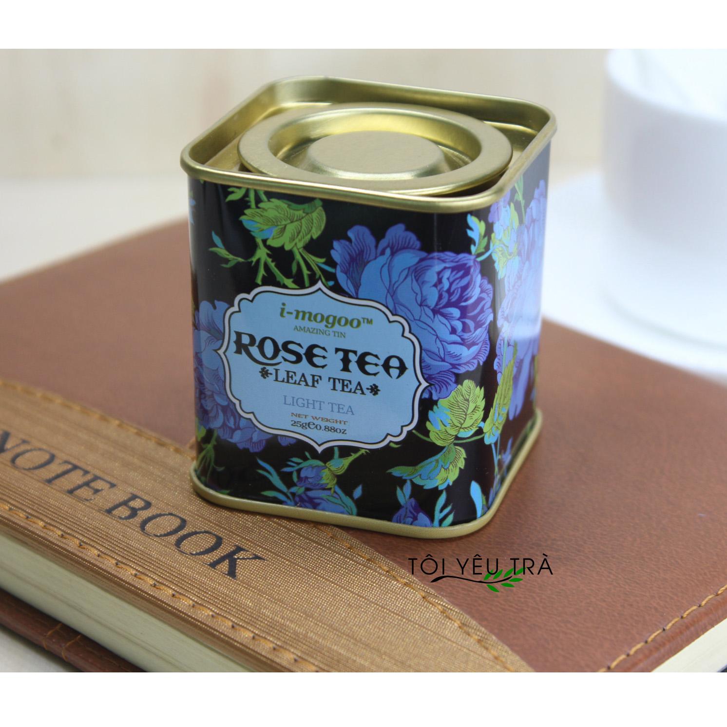 Trà hoa hồng Pakistan nhập khẩu